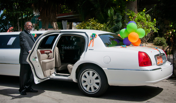 Special Occasion limo service